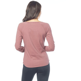 Fox Thorn Airline LS Top Women rose